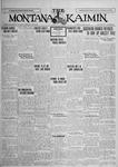 The Montana Kaimin, April 20, 1926