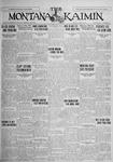 The Montana Kaimin, April 23, 1926