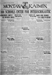The Montana Kaimin, May 7, 1926