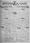The Montana Kaimin, May 21, 1926