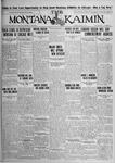 The Montana Kaimin, June 4, 1926