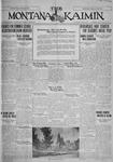 The Montana Kaimin, June 23, 1926