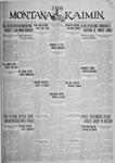 The Montana Kaimin, September 28, 1926
