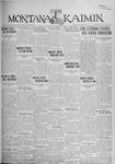 The Montana Kaimin, October 12, 1926