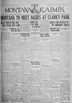 The Montana Kaimin, October 22, 1926