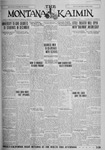 The Montana Kaimin, November 19, 1926