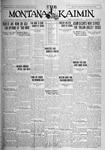 The Montana Kaimin, November 23, 1926