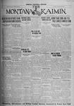 The Montana Kaimin, December 3, 1926