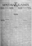 The Montana Kaimin, December 7, 1926