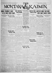 The Montana Kaimin, January 11, 1927