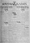 The Montana Kaimin, January 21, 1927