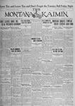 The Montana Kaimin, February 1, 1927