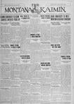The Montana Kaimin, February 8, 1927