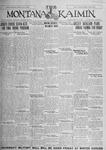 The Montana Kaimin, February 22, 1927
