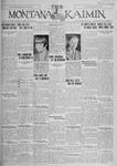 The Montana Kaimin, February 25, 1927