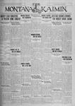 The Montana Kaimin, March 4, 1927