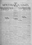 The Montana Kaimin, March 25, 1927