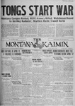 The Montana Kaimin, April 1, 1927