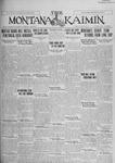 The Montana Kaimin, April 5, 1927