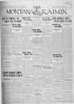 The Montana Kaimin, April 22, 1927