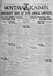 The Montana Kaimin, May 10, 1927