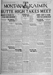 The Montana Kaimin, May 13, 1927