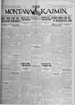 The Montana Kaimin, May 17, 1927