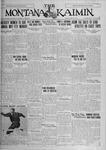 The Montana Kaimin, May 20, 1927