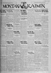 The Montana Kaimin, May 24, 1927