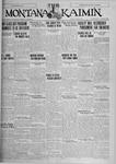 The Montana Kaimin, June 3, 1927