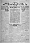 The Montana Kaimin, August 11, 1927