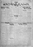 The Montana Kaimin, September 23, 1927