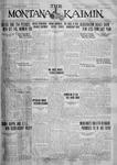 The Montana Kaimin, September 27, 1927