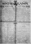 The Montana Kaimin, October 11, 1927