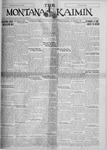 The Montana Kaimin, October 18, 1927
