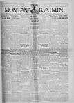 The Montana Kaimin, October 21, 1927