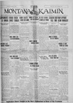 The Montana Kaimin, November 4, 1927