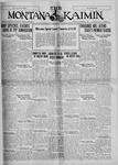 The Montana Kaimin, November 18, 1927