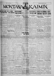 The Montana Kaimin, November 22, 1927