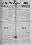 The Montana Kaimin, December 2, 1927