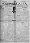 The Montana Kaimin, December 6, 1927