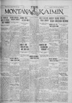 The Montana Kaimin, February 10, 1928