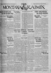 The Montana Kaimin, February 21, 1928