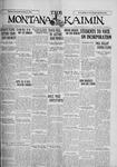 The Montana Kaimin, March 6, 1928