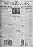 The Montana Kaimin, March 27, 1928