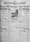 The Montana Kaimin, April 6, 1928