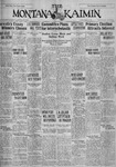 The Montana Kaimin, April 20, 1928