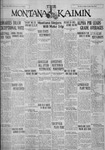 The Montana Kaimin, April 27, 1928