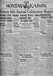 The Montana Kaimin, May 9, 1928