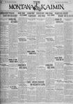 The Montana Kaimin, May 15, 1928